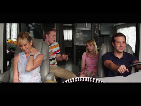 WIR SIND DIE MILLERS (Jennifer Aniston, Emma Roberts) | Trailer #2 german deutsch [HD]