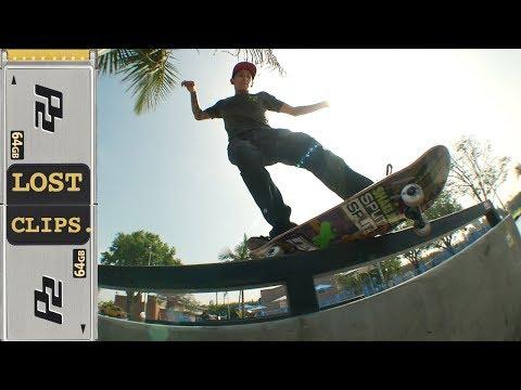 Lost Skateboarding Clips Furby