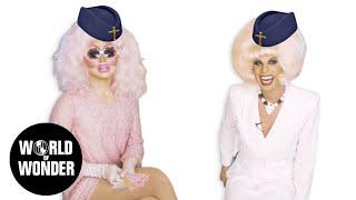 "UNHhhh Ep 59: ""Death (again)"" w/ Trixie Mattel & Katya Zamolodchikova"