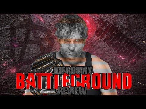 WWE Battleground 2016 7/24/16 Review & Results