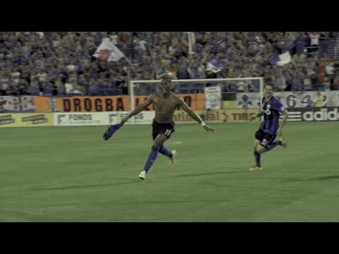 But Didier Drogba v LA Galaxy