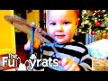 LATE CHRISTMAS AT MIMI'S | Day 2040 - TheFunnyrats