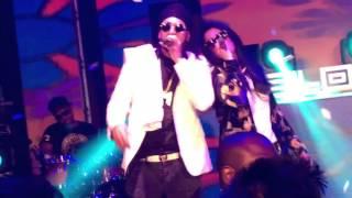 Manj Musik, Nindy Kaur-live Dubai Whistle Baja - 'Heropanti