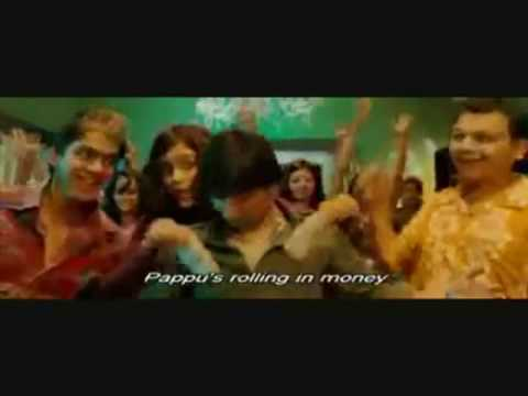 Pappu Can't Dance Sala (full) video