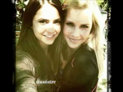 Claire Holt olivia holt sisters