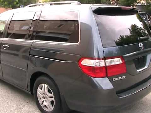 Forsale 2006 Honda Odyssey Ex L Www Southeastcarsales Net