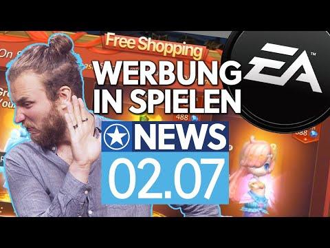 TV-ähnliche Werbung in Spielen: EA will mitmachen - News