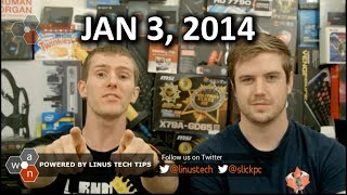 The WAN Show: STEAM deleted a game, NASA using Oculus, AMD Mantle delayed - Jan 3rd, 2014