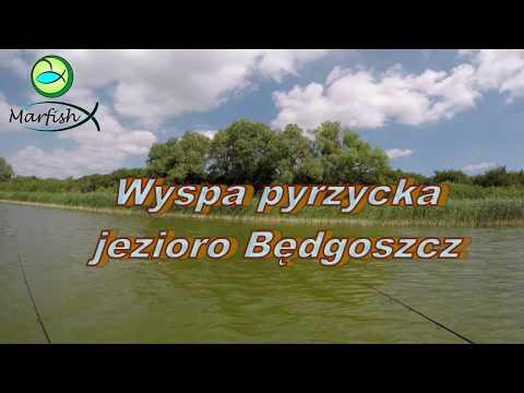 Wyspa Pyrzycka. Jezioro Będgoszcz. Polska Jest Piękna. Film 4 K