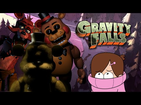 Gravity Falls: Five Nights at Freddy's - Crossover