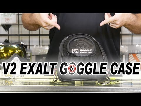 V2 Exalt Goggle Case Overview & Comparison | Lone Wolf Paintball Michigan