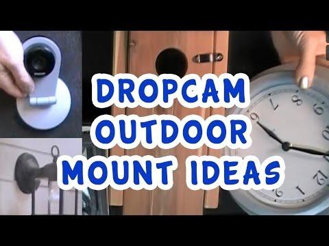 Outdoor Dropcam Hacks