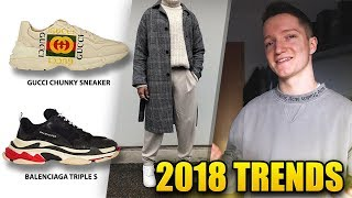 🔥 2018 FASHION TRENDS!