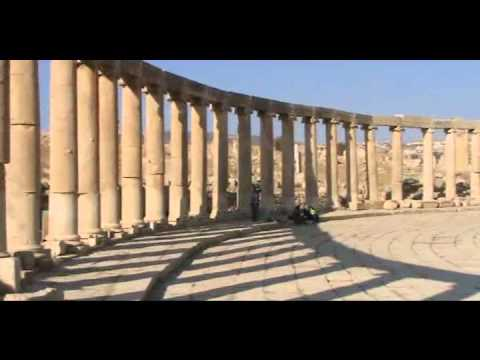 Travel Tales Images of Jordan - Amman & Jerash.avi