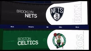 Boston Celtics vs Brooklyn Nets Game Recap | 1/7/19 | NBA