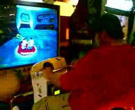 crazy arcade raft