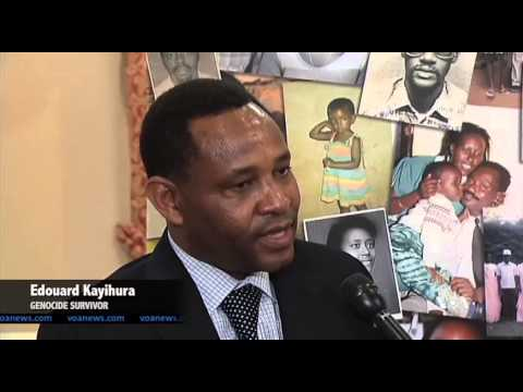 Rwandans in US Commemorate 20 Years Since Genocide