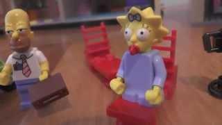 I Love Lego: Lego Simpsons House