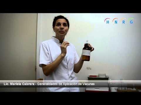 Generalidades de Aplicación de Vacunas