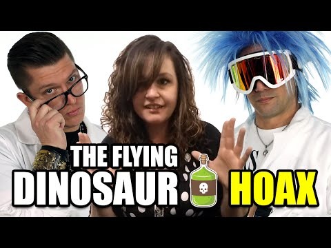 Poisoning the Well Science Special: The Myth of the Flying Dinosaur