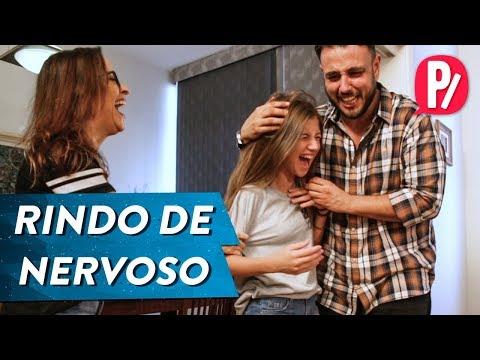 RINDO DE NERVOSO | PARAFERNALHA Vídeos de zueiras e brincadeiras: zuera, video clips, brincadeiras, pegadinhas, lançamentos, vídeos, sustos