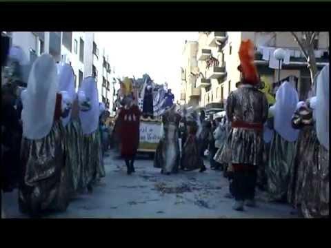 Alhos Vedros e o Carnaval - 2005