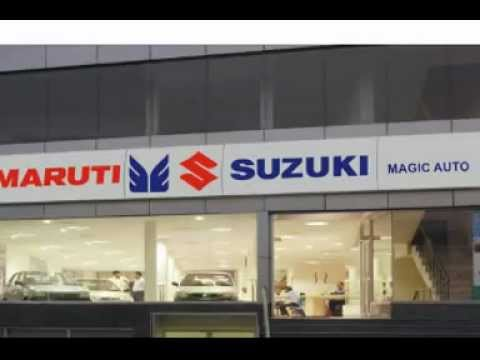 Magic Auto  Maruti Suzuki Showrooms in Delhi NCR