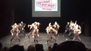 FLY Megacrew - Gold @ HHI 2016