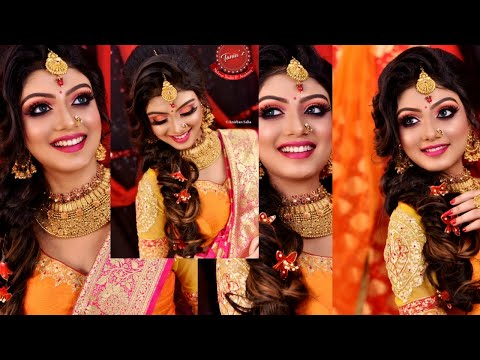 || BRIDAL MAKE UP || MAKE UP DONE BY MUA Tania Sarkar Paul || BRIDAL MASTER CLASS DEMO ||