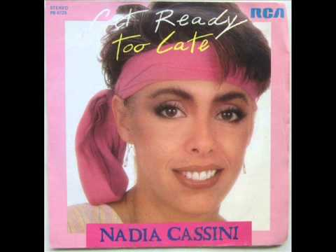 NADIA CASSINI        GET READY      1983