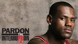 PTI Timeline: LeBron James | ESPN Archives