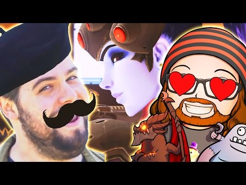 Oh Là Là - MFpallytime Loves French People | TGN Squadron Overwatch Funny Moments