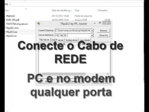 Desbloqueio Modem PowerBox FW 88