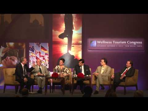 2013 GWTC:  What is Next for Wellness Tourism?