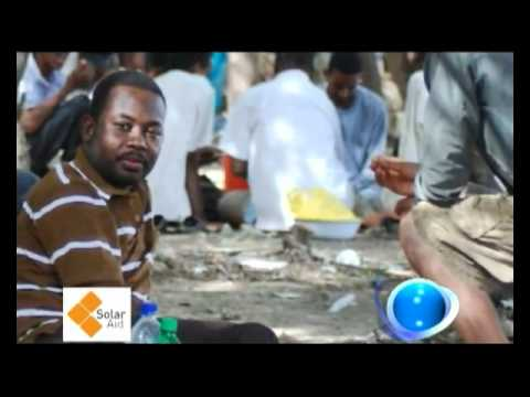 OverlandintheSun on Sudanese TV Blue Nile Arabic Television