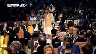 Youssou NDour chante la francophonie