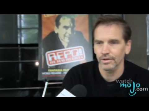 Interview Bill Moseley - Repo! The Genetic Opera