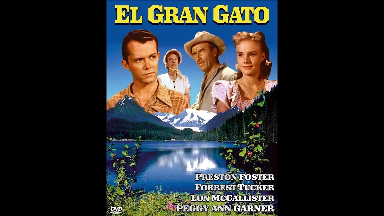 El Gran Gato (The Big Cat) (1949)