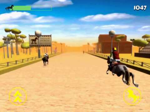 Horse Derby Riding - iPhone & Android Horse Game
