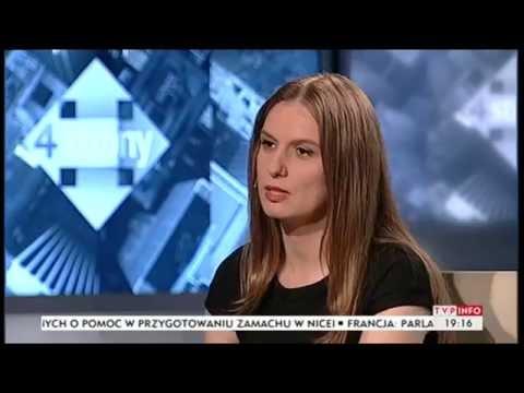 Dr Ewa Kurek W TVP Info O Niewyjaśnionej Zbrodni W Jedwabnem