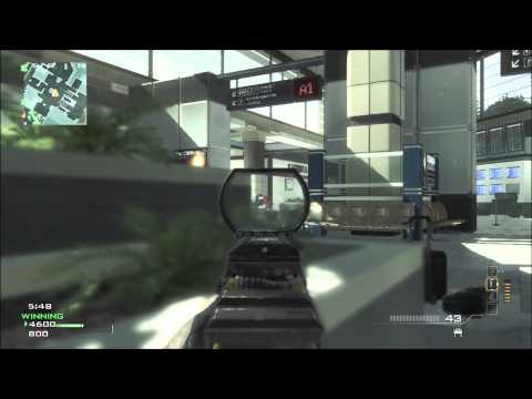 Modern Warfare 3 - TDM Assault M.O.A.B | BULLET PROOF