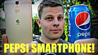 Pepsi Smartphone Review! SUPER SMARTPHONE FOR $93!