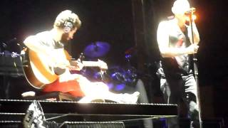 Linkin Park - No Woman No Cry / The Messenger LIVE in Tel-Aviv FULL VIDEO HD