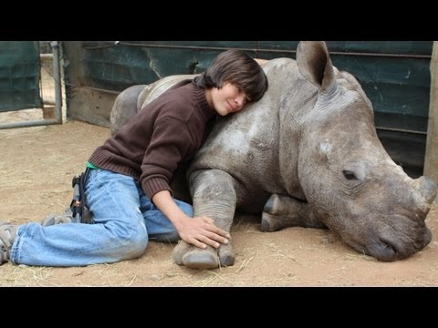 Alec in WILDerland - South Africa Special  (Anti-Rhino Poaching)