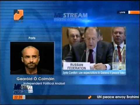 Syria conflict: Low expectations in Geneva II peace talks pt 2