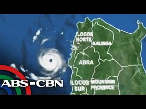 Tropical storm 'Luis' likely to hit Northern Luzon