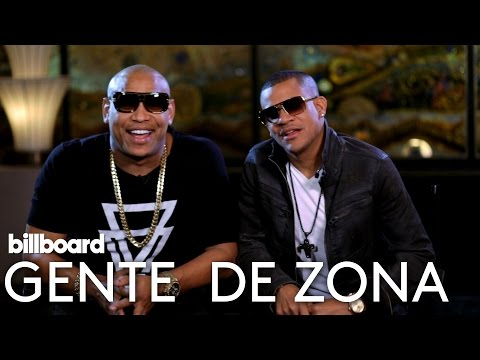 Gente De Zona – Latin Billboard 2016 (Entrevista) videos