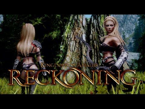 ТОП 8 игр, похожих на Skyrim: Игра 3 Королевства Амалур (Kingdoms of Amalur: Reckoning)