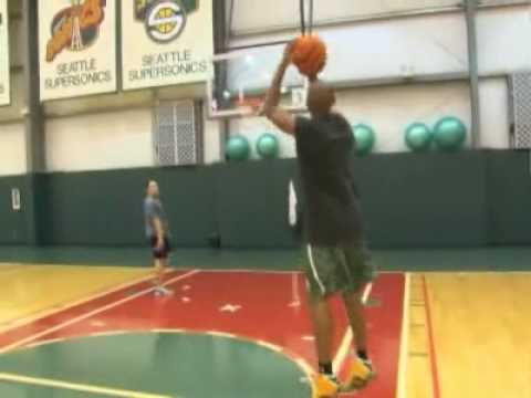 NBA Fundamentals Ray Allen on Jump Shooting