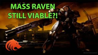 StarCraft 2: MASS Ravens AFTER Patch?!